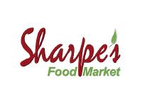 Sharpe's Food Market Logo